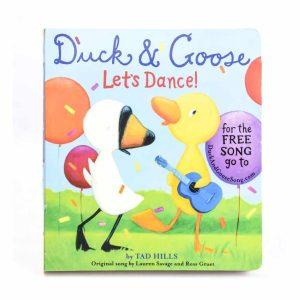 Duck & Goose Lets Dance!