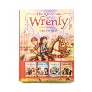 The Kingdom of Wrenly (4 books in 1)