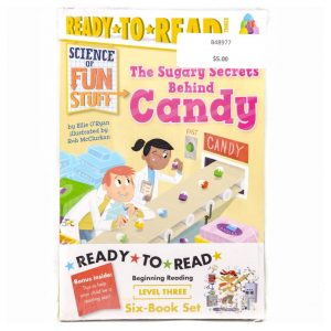 Science of Fun Stuff Ready-to-Read (6 Book Set)