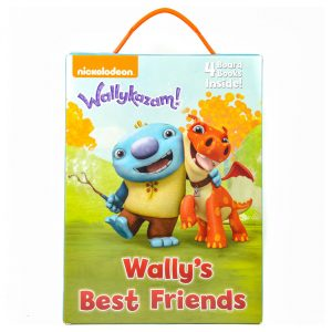 Wally's Best Friends (4 Book Set)