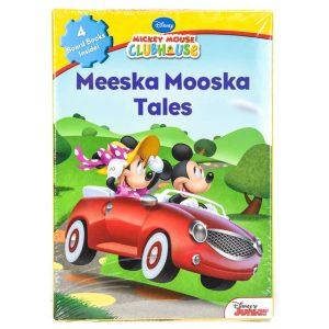 Mickey Mouse Clubhouse: Meeska Mooska Tales (4 Board Book Set)