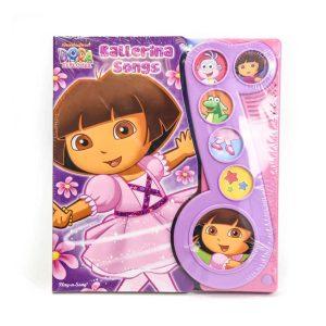 Dora the Explorer: Ballerina Songs