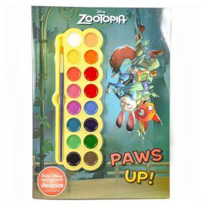 Disney Zootopia: Paws Up!
