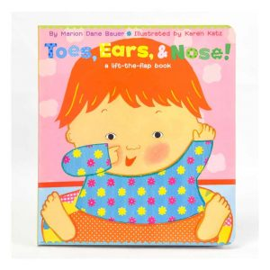 Toes, Ears & Nose!