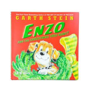 Enzo and the Christmas Tree Hunt!