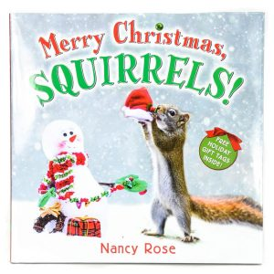 Merry Christmas Squirrels!