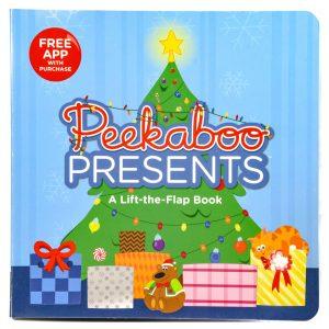 Peekaboo Presents Lift-the-Flap Book