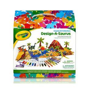 Crayola Design A Saurus