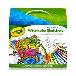 Crayola Art Collection Watercolor Sketchers