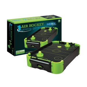 Neon B/O Air Hockey