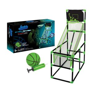 Neon Pop A Shot Basketball
