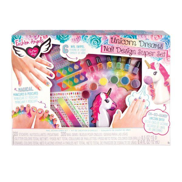 Fashion Angels Unicorn Dreams Nail Design Super Set
