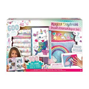 Fashion Angels Magical Daydream Smash Journal Super Set