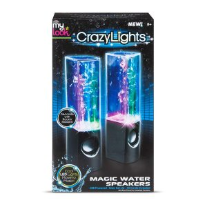 Cra Z Art Crazy Lights Magic Water Speakers
