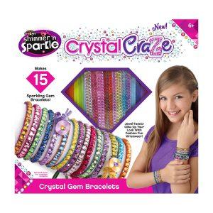 Shimmer n Sparkle Crystal Craze Bracelets