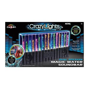 Cra Z Art Crazy Lights Sound Bar