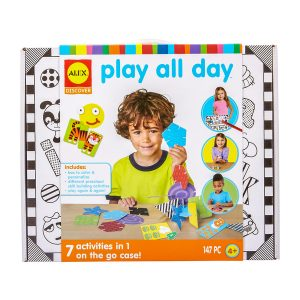 Play All Day Learning Kit 147pcs