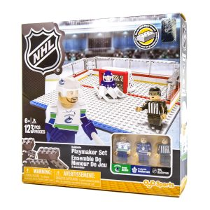NHL Playmaker Building Set Asst