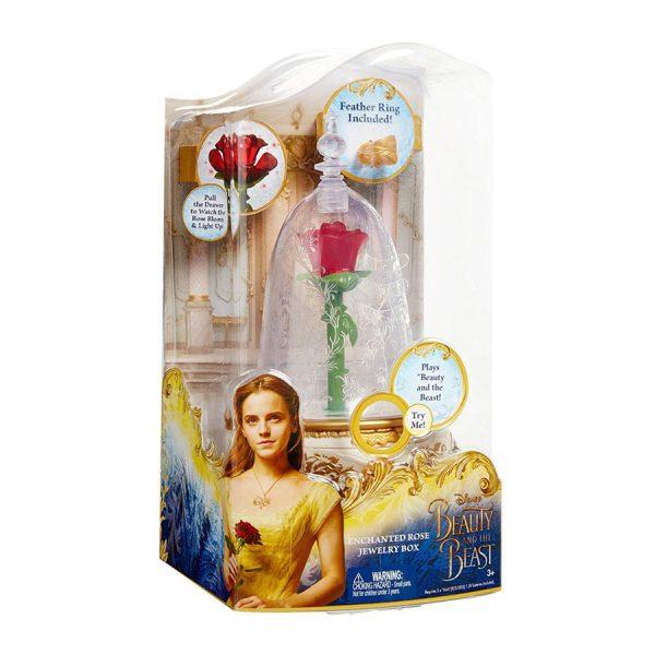 Enchanted Rose Jewelry Box