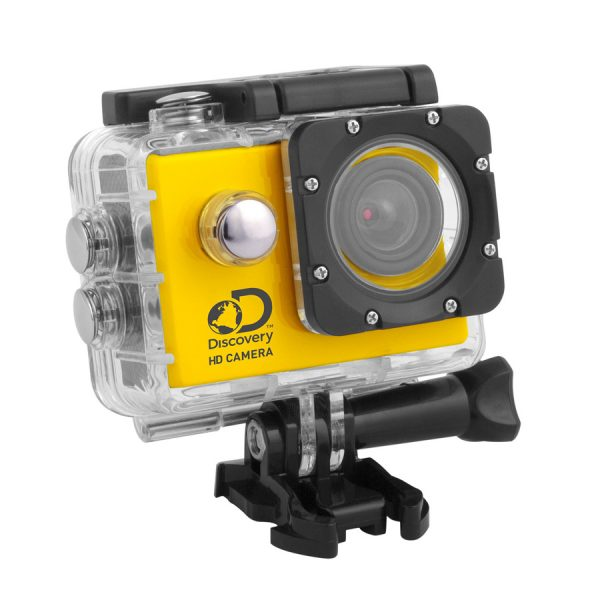 Discovery HD Action Camera 1080P