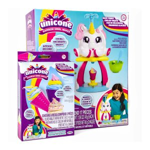 Unicone Rainbow Swirl Maker with Bonus Refill