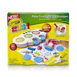 Cr Color Wonder Mess Free Light Up Stamper