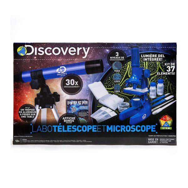 Discovery Telescope/Microscope Lab