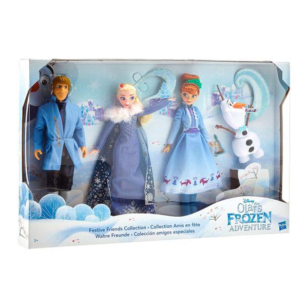 Disney Olaf's Frozen Adventure Festive Friends Collection