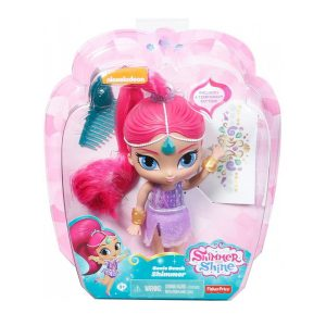 "Fisher Price Shimmer n Shine 6"" Doll Asst"