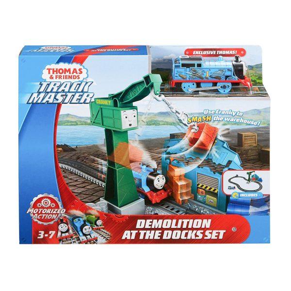 Thomas Demolition at The Docks