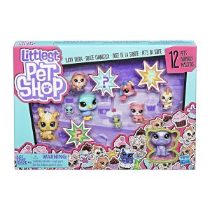 Littlest Pet Shop Lucky Dozen Figure Asst
