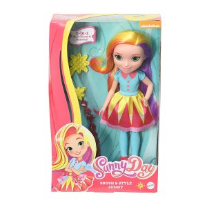 Sunny Day Brush n Style Sunny Doll