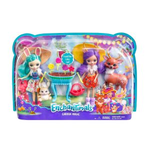 Enchantimals Garden Magic Doll Set