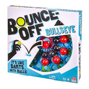 Bounce Off Bullseye Game