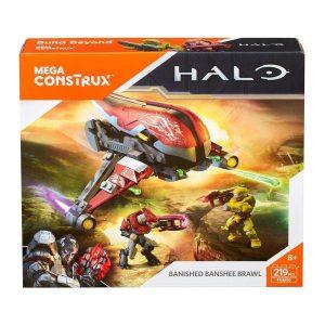 Halo Banished Banshee Brawl Mega Construx