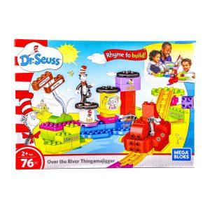 Mega Bloks Dr Seuss Over the River Set