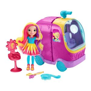 Nickelodeon Sunny Day Sunny's Glam Vanity Vehicle with Doll