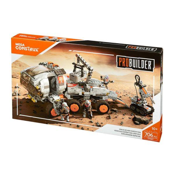 Mega Construx Space Rover Expedition