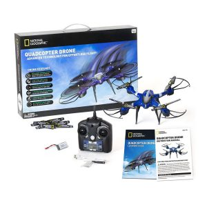National Geographic Quadcopter Drone