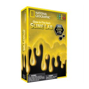 Slime Lab National Geographic