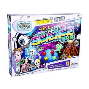 4 Pak Mega Science Kit  Weird Science