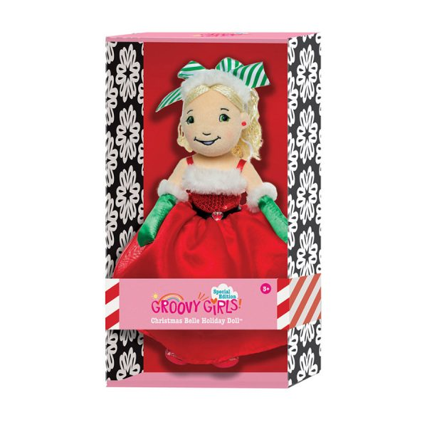 Groovy Girls Christmas Belle Holiday Fashion Doll