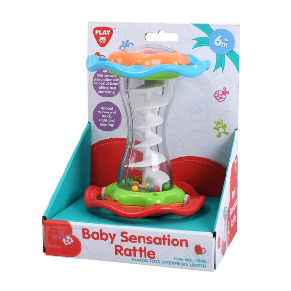 Baby Sensation Rattle Playgo