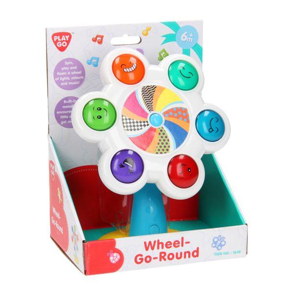 Wheel Go Round Playgo