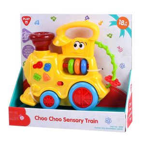 Choo Choo Sensory Train Playgo