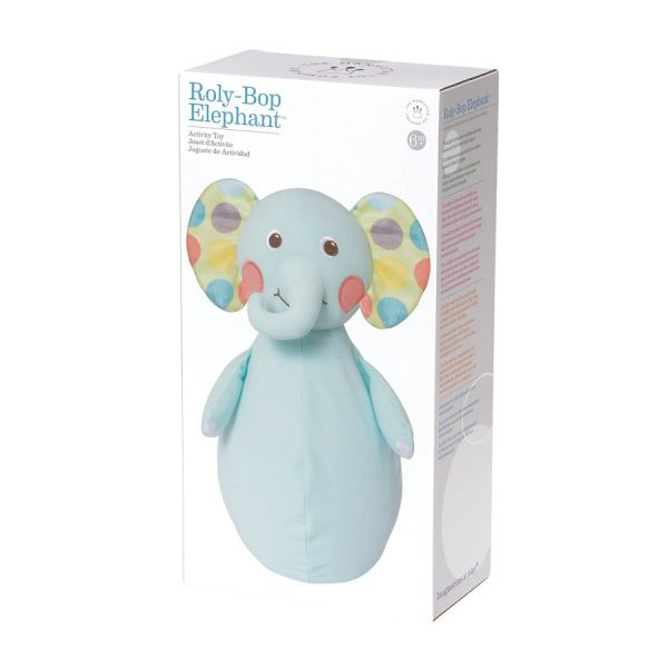 Roly Bop Elephant Activity