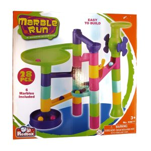 Marble Run 28-Pc Playset