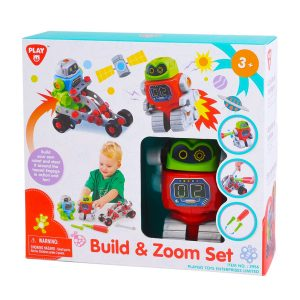 Build and Zoom Set Playgo