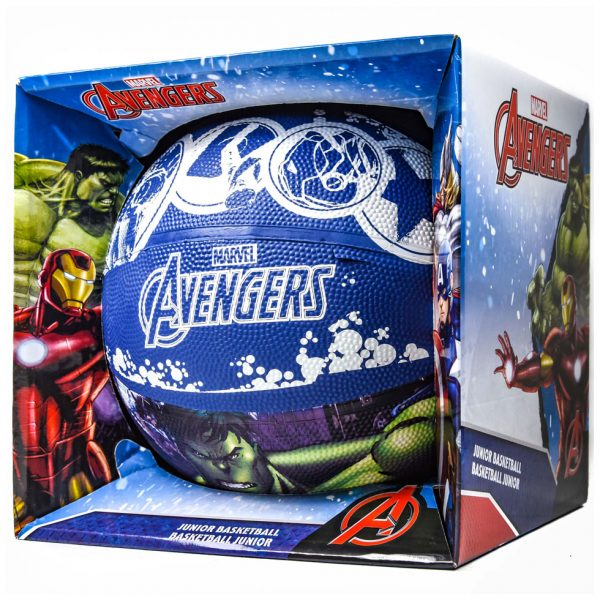 Avengers Basketball Inflated in Box