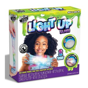 Light Up Slime